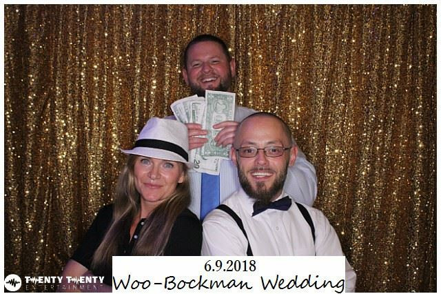 6.9.18 Photo Booth for Wedding Reception