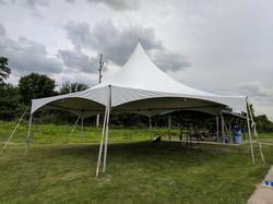 Hexagon Frame Tent