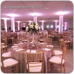Wedding Reception at BCPA