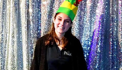 GIF Booth for Holiday Party 12.8.18!