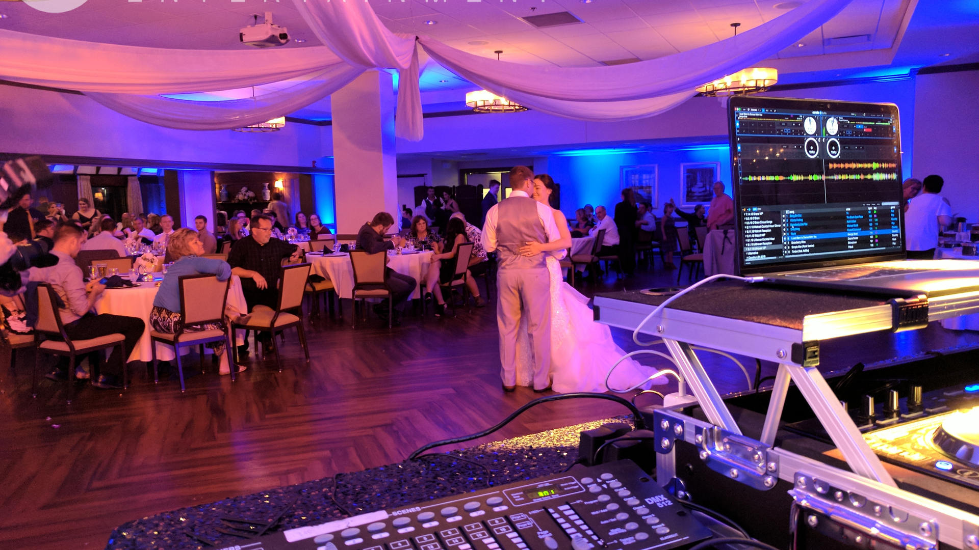 9.1.18 Wedding Reception @ Bloomington Country Club