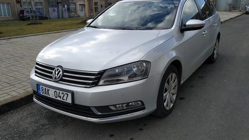 VW Passat B7 2.0 TDI DSG