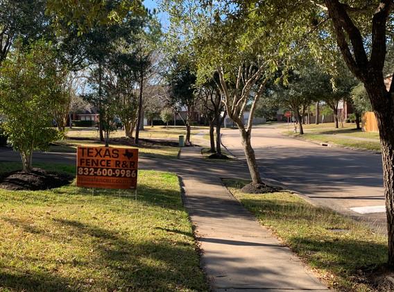 Texas Fence R&R
