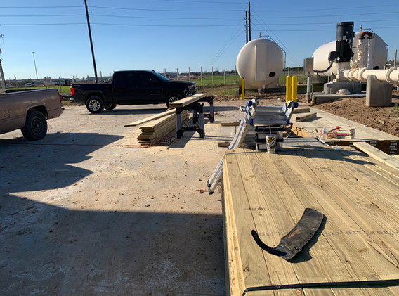 Fencing Material delivered on time