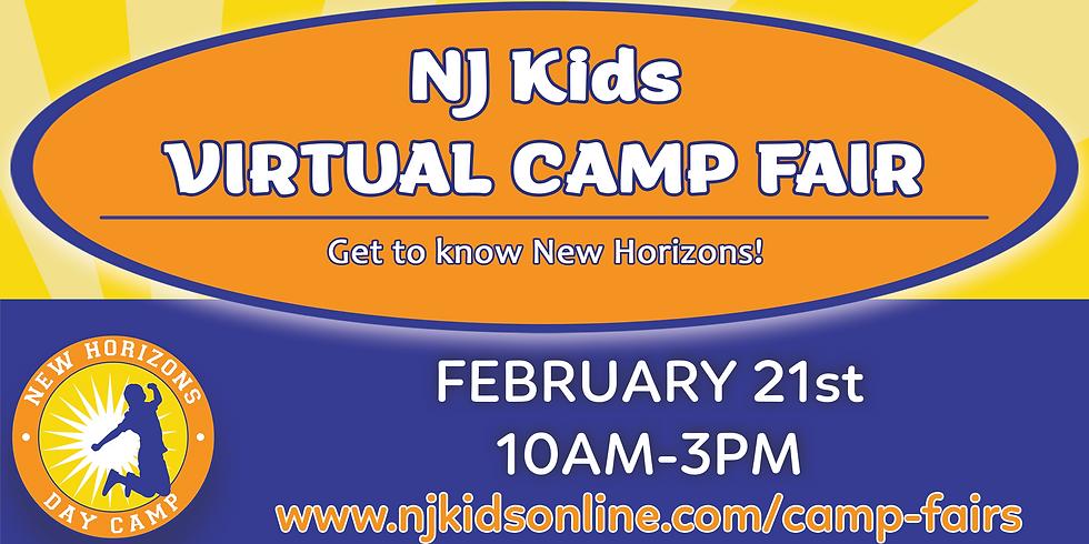 NJ Kids Virtual Camp Fair!