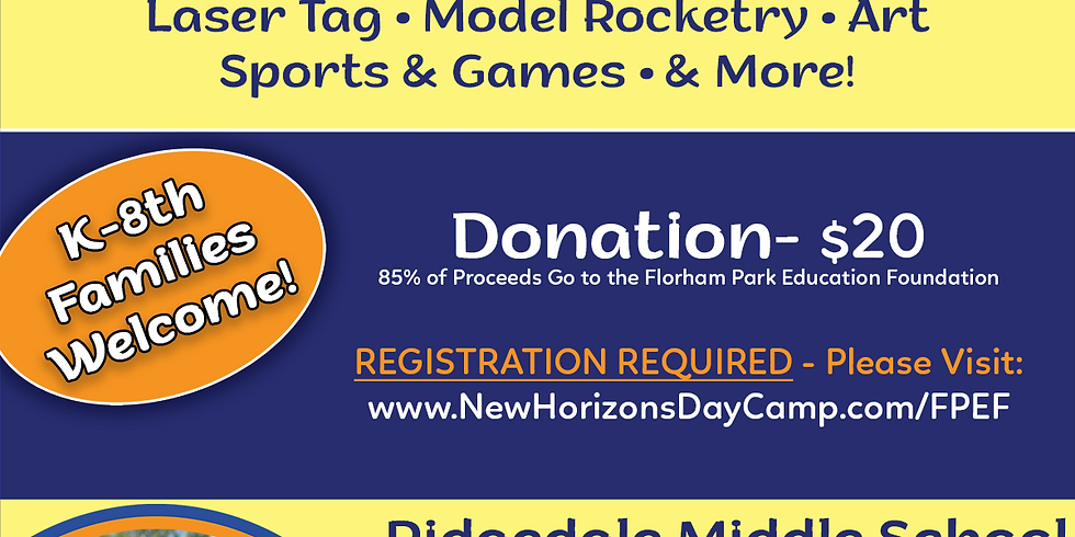 FP Education Foundation Fundraiser!