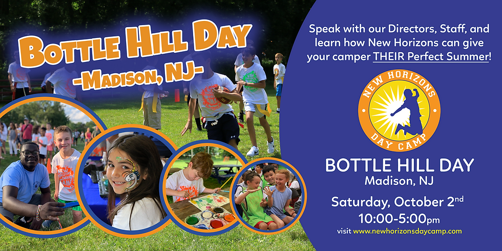 Bottle Hill Day - Madison