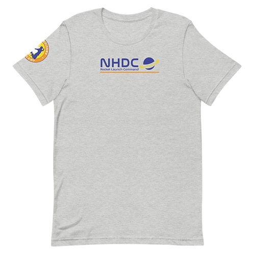 LIMITED EDITION - NHDC ROCKET LAUNCH COMMAND - ADULT