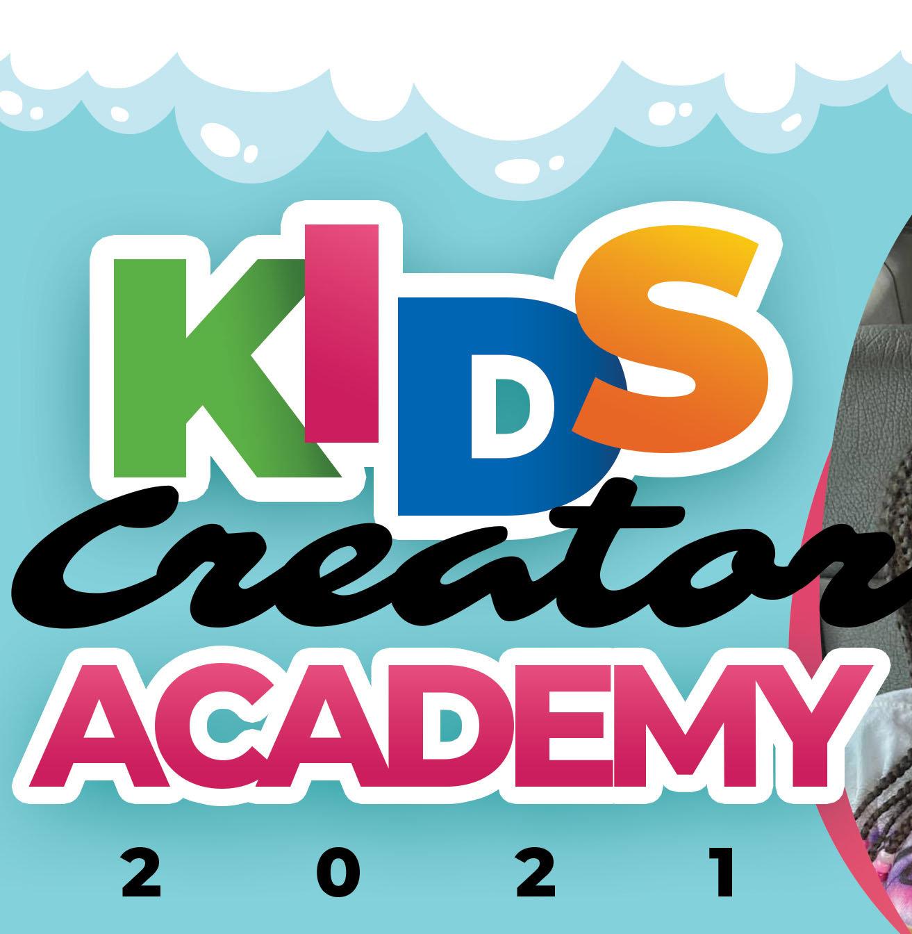 Kids Creator Academy Module 1