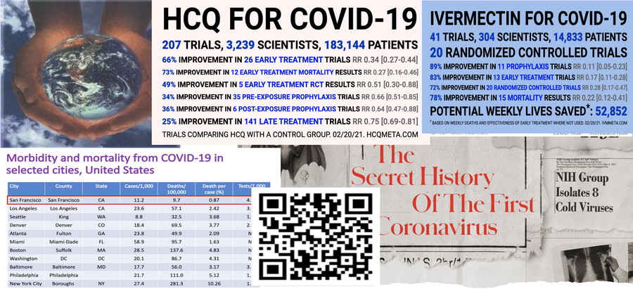 Covid Data Dump - Everything one needs t