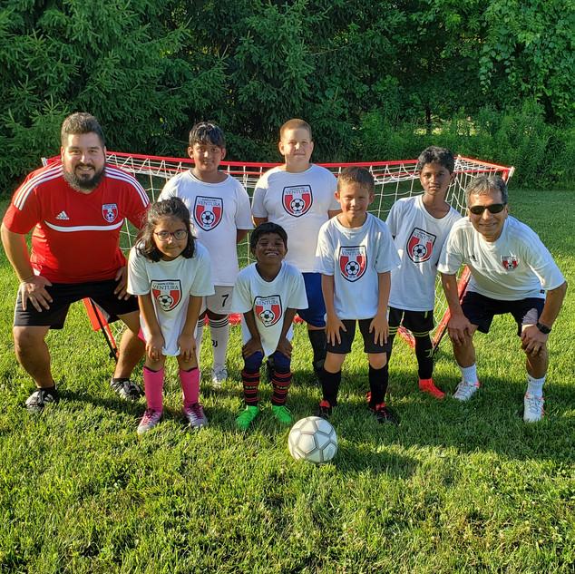 Academia de Fútbol Ventura Summer Mini Soccer Camp 2019
