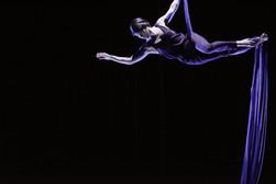 Aerial Silk © Joanna Pianka
