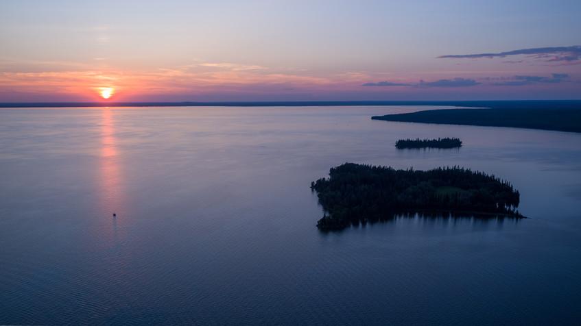 Candle Lake Islands Sunset-4.jpg