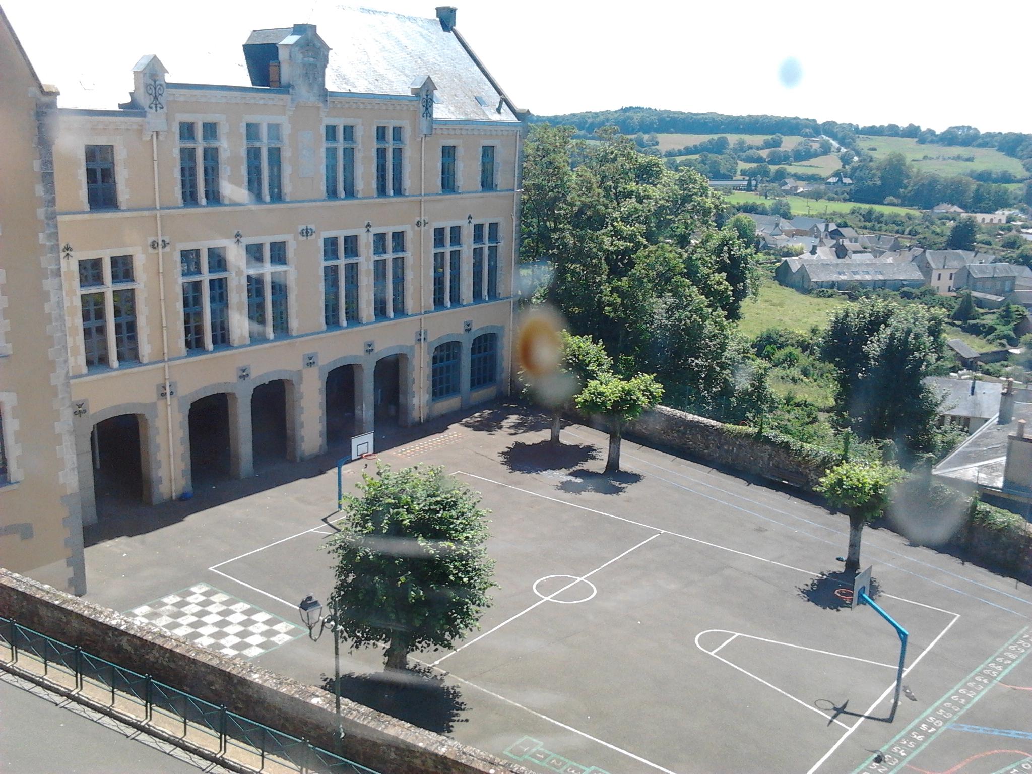L'école élémentaire publique