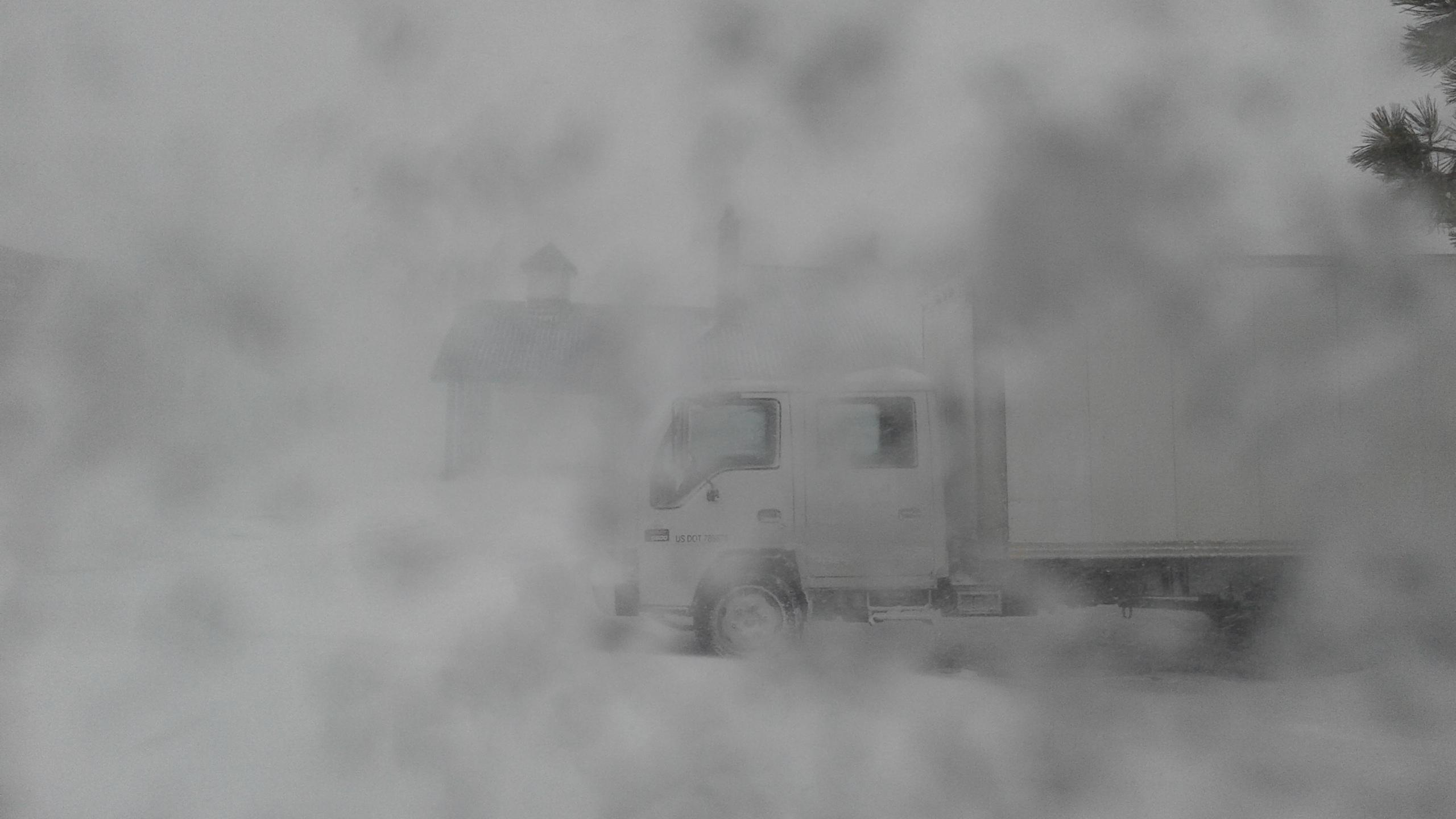 Spécial Maritimes sous la neige 2015