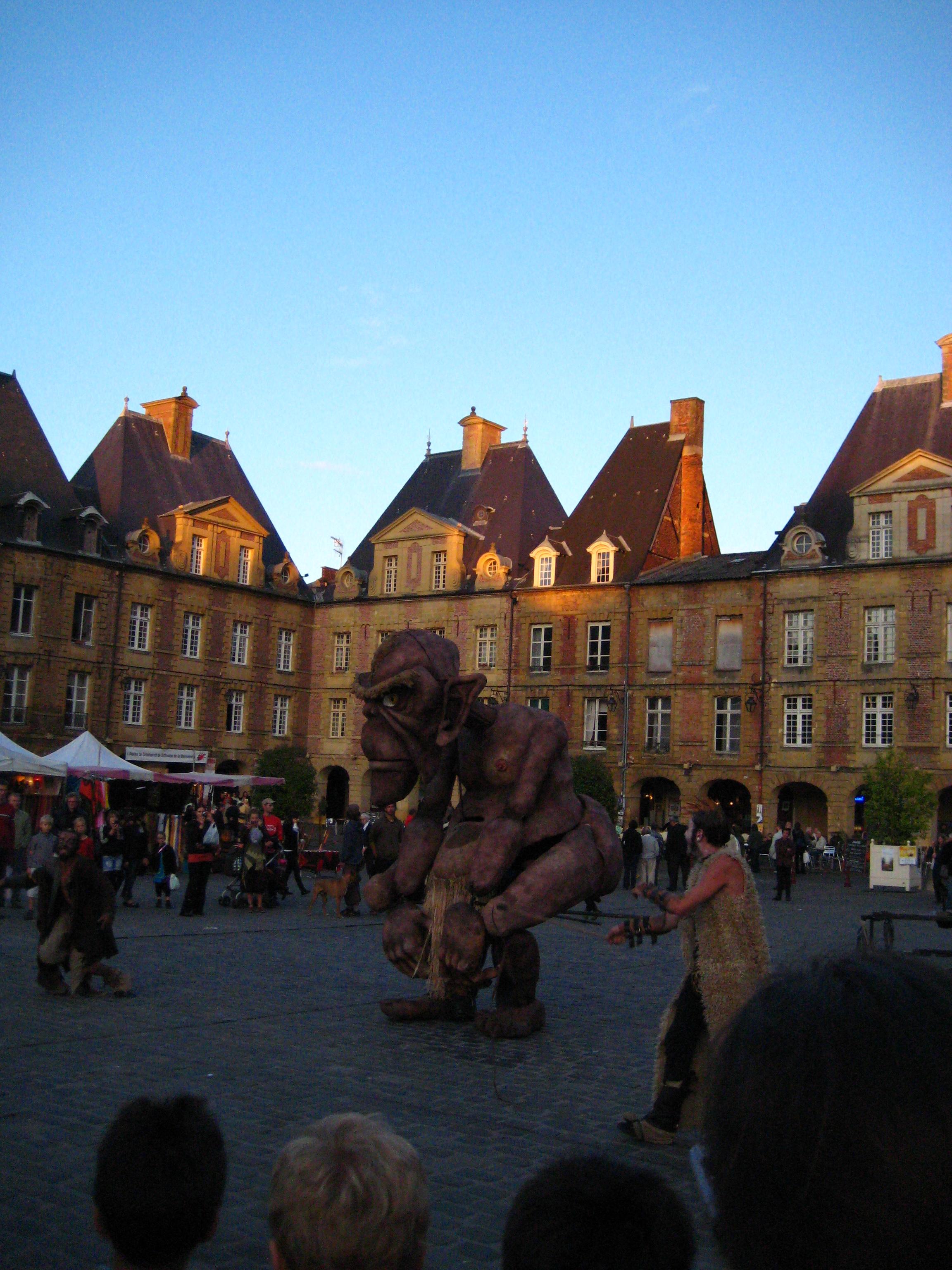 Charleville-Mézières 2009-2013