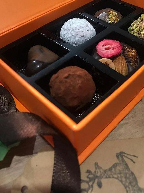 Bon Bon Box of 6
