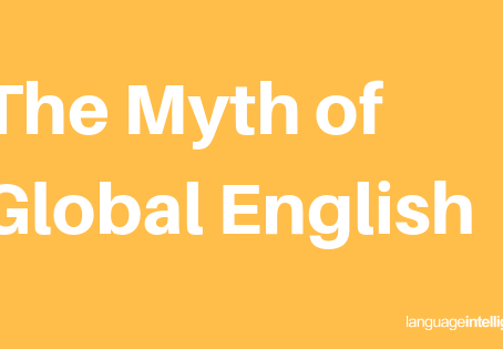 The Myth of Global English