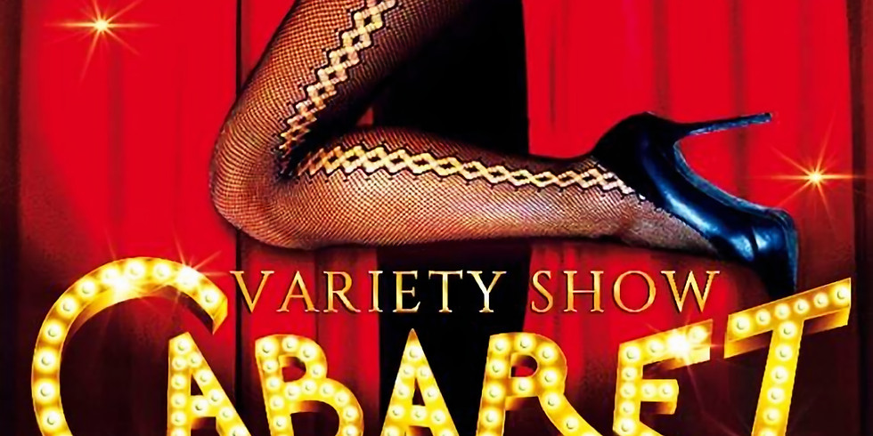 Variety Show Extravaganza! 5th Annual