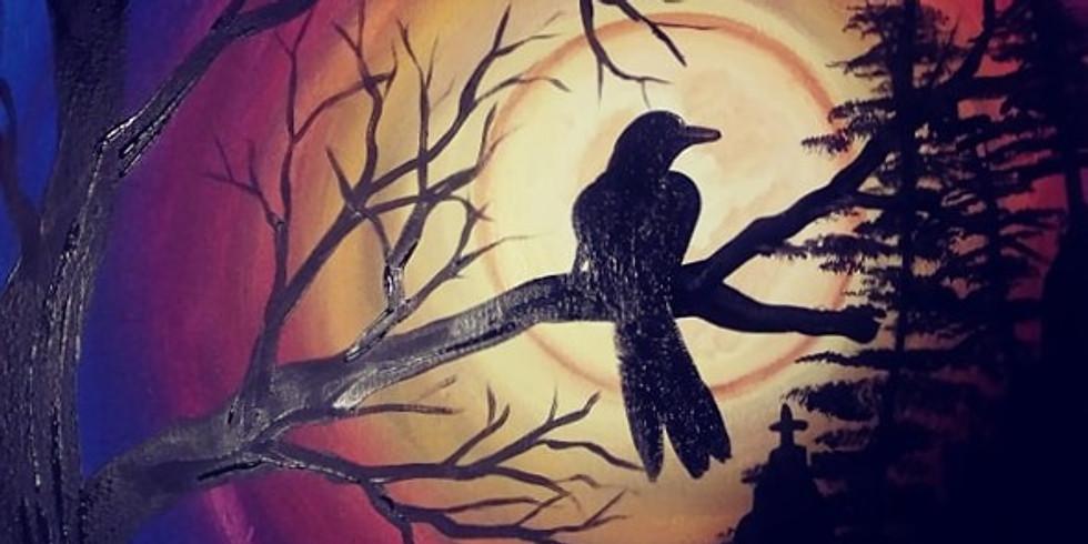 Paint & Sip: Samhain Edition