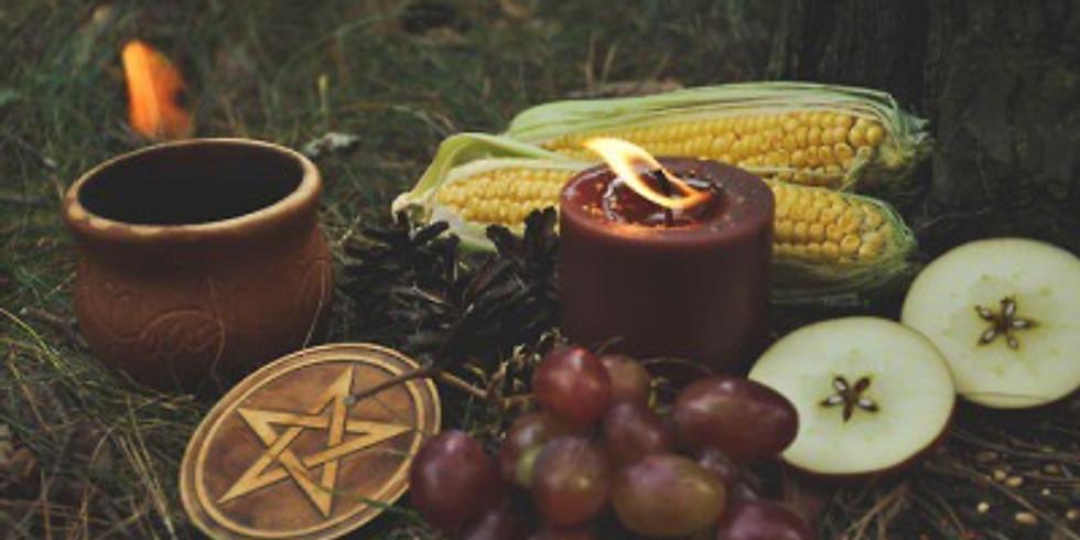Mabon - Virtual Public Ritual