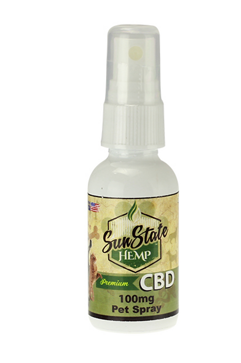 Sun State Pet Spray 100mg