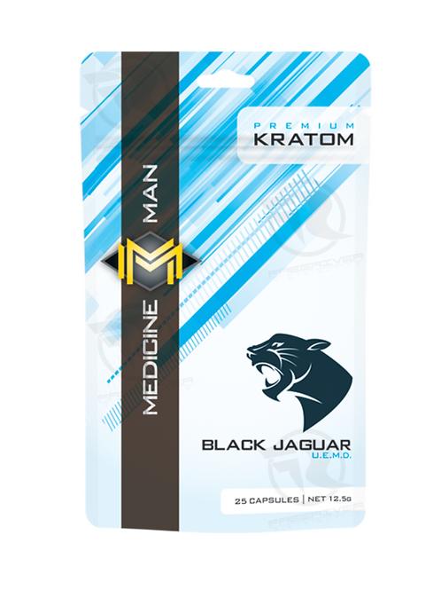 Medicine Man Black Jaguar 25 Count