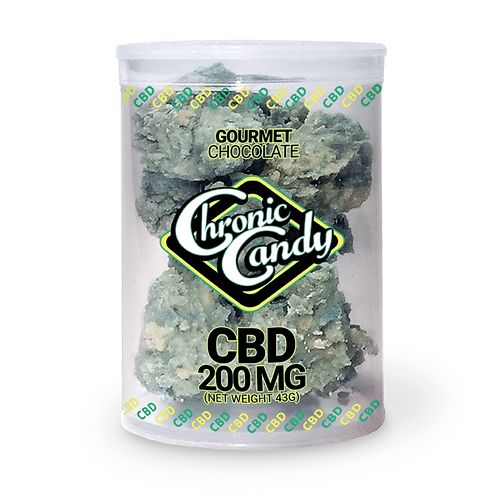 Chronic Candy Chocolate Buds – OG