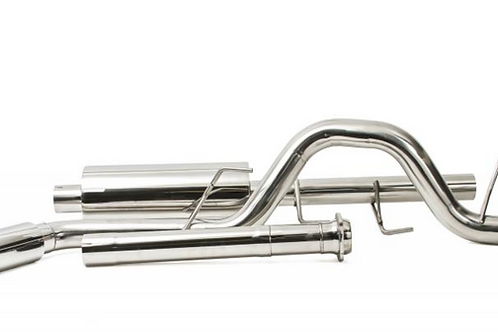 2011 – 2014 Ford F 150 EcoBoost 3″ Cat-Back FreakOBoost Exhaust System