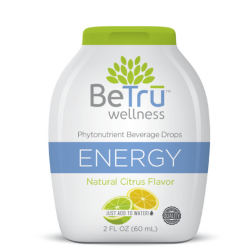 BeTru Energy Beverage Drops