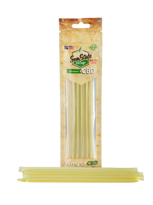 Sun State Honey Sticks 50mg - 5pc Bag