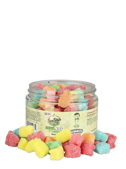 Sun State Gummy Bears 1150mg