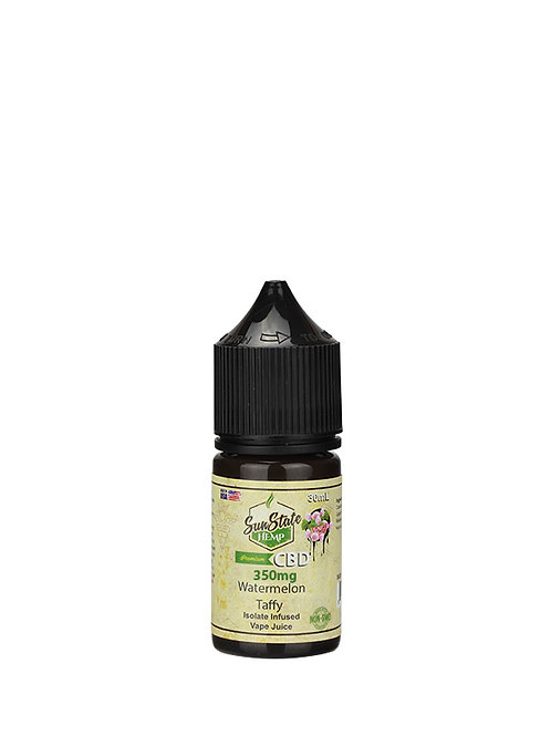 Sun State Vape Juice Wild Cherry 350mg