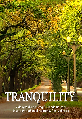 Tranquility DVD