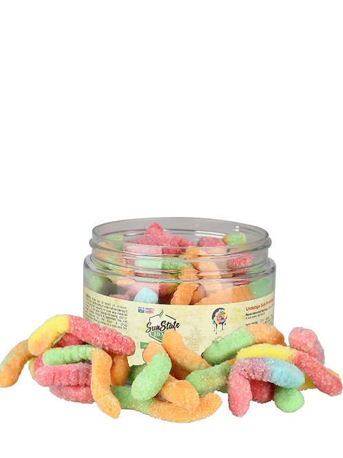 Sun State Gummy Worms 1150mg