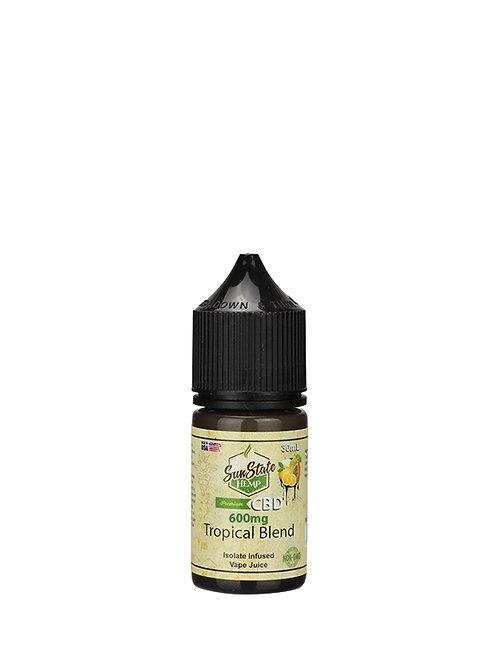 Sun State Vape Juice Tropical Blend 600mg