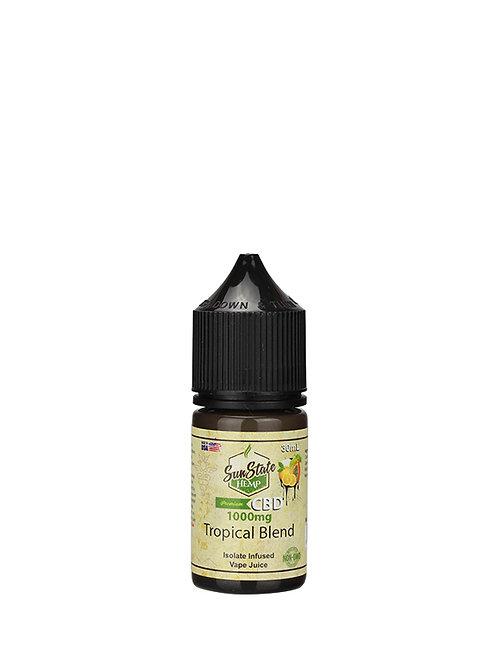 Sun State Vape Juice Tropical Blend 1000mg