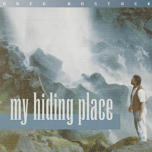 My Hiding Place Chord Charts (Worship Team License)