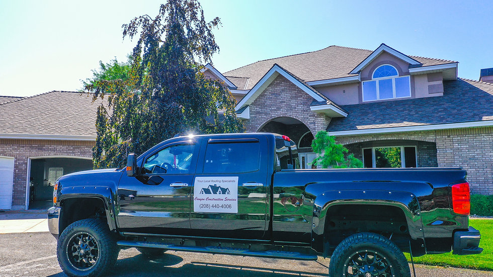 Roofing Company Twin Falls