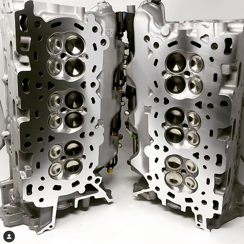 3.5l Ecoboost Gen1 and Gen2 Raptor Cylinder Head Package