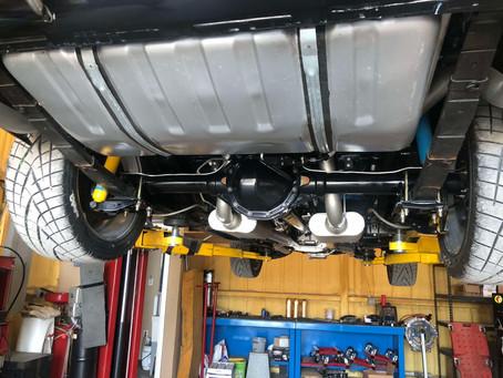 Camaro LS3 Build
