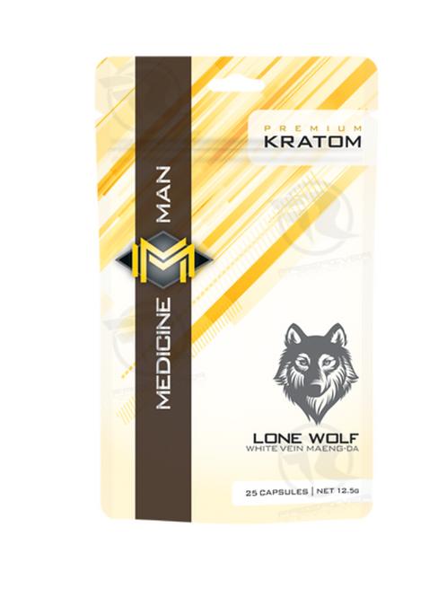 Medicine Man Lone Wolf 25 Count