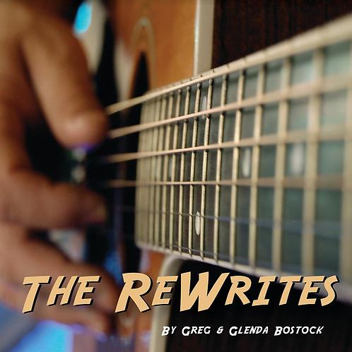 The Rewrites Chord Charts (Worship Team License)