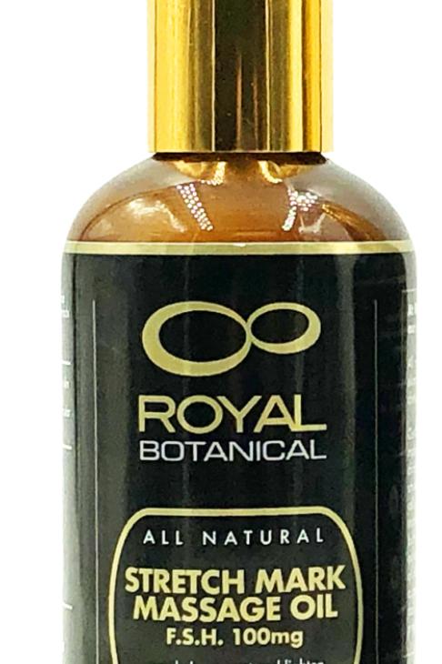 Royal Botanical Stretch Mark Oil