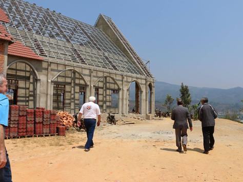Building churches