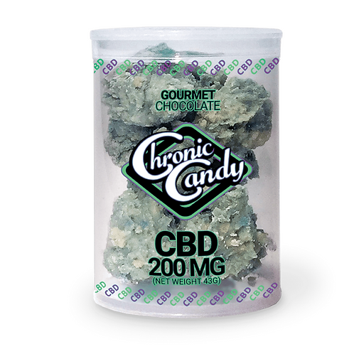 Chronic Candy Chocolate Buds – Milk & Cookies