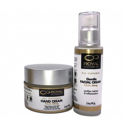 Royal Botanical Gentle Facial Cream