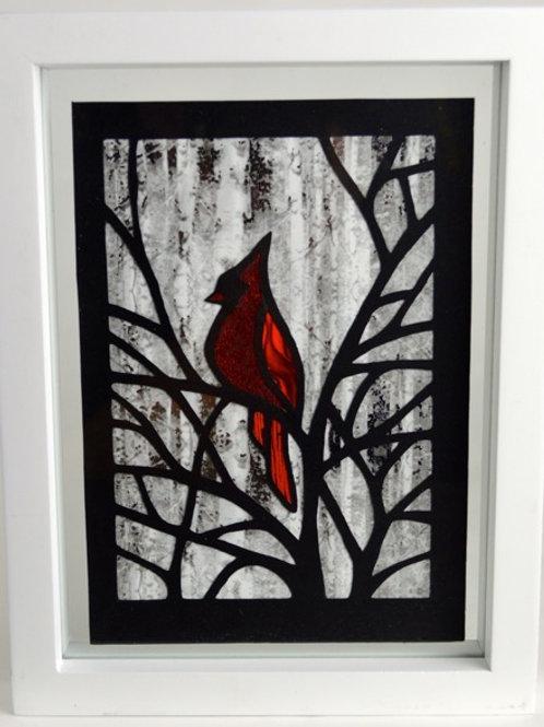 Cardinal - White