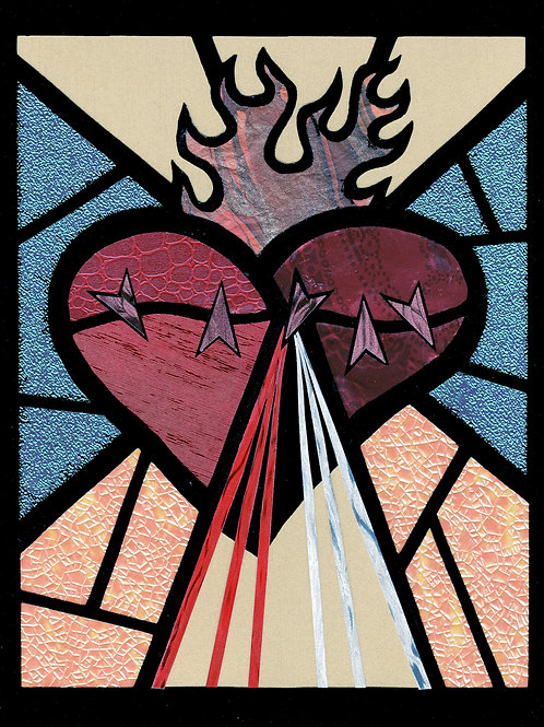 Sacred Heart Front