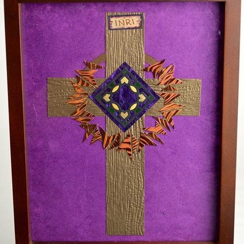 Lenten Cross - Front